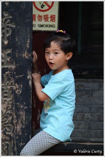 Photographies de Xian et de l'armée de terre cuite