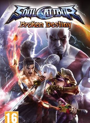 TEST Soul Calibur Broken Destiny sur PSP