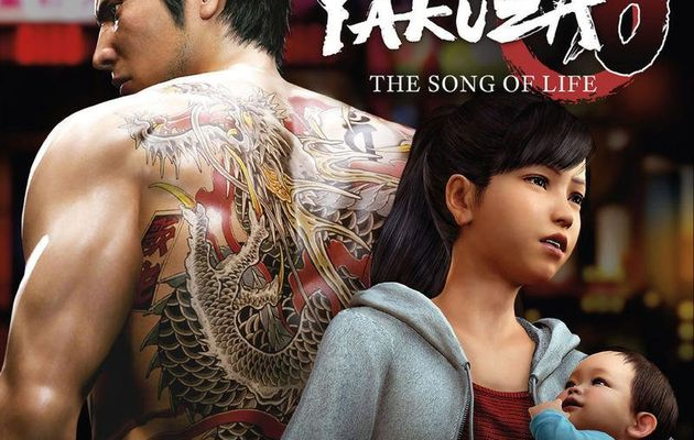 TEST de YAKUZA 6 THE SONG OF LIFE (sur PS4) : du grand art japonais!