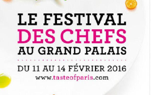 Taste of Paris : la gastronomie pour tous au Grand Palais