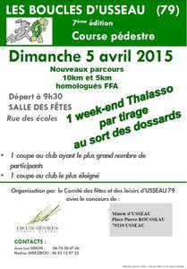 De Nanteuil à Usseau...CR du Week