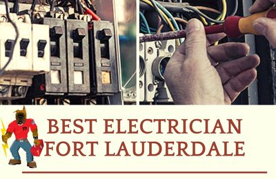 24-Hour Electrician Services Fort Lauderdale