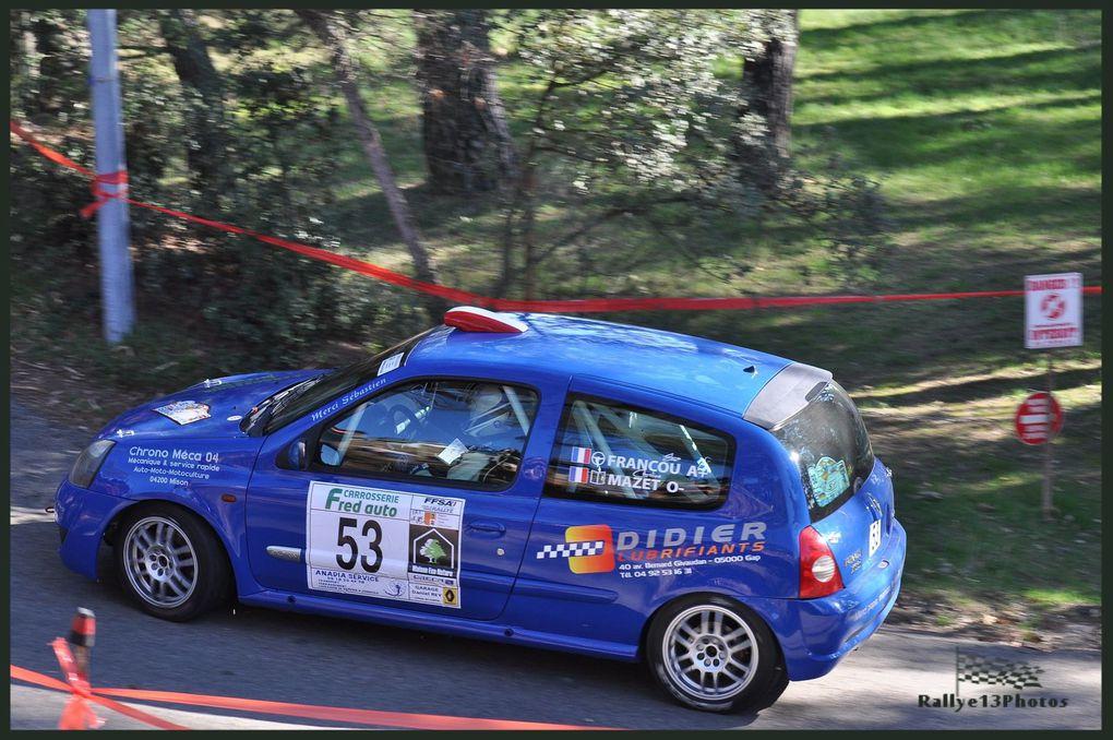 Rallye de Sarrians 29/10/2016