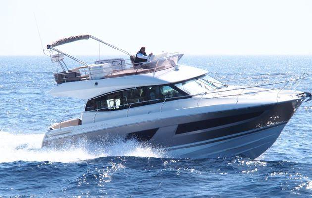 Chiffre d'affaires semestriel bateaux en hausse de 18% pour Bénéteau