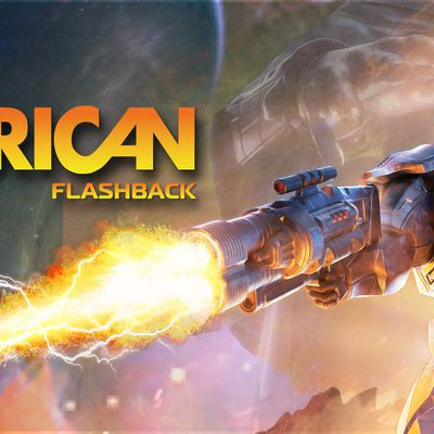 Test :Turrican Flashback  :l'action is back