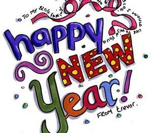 ...and a happy new year