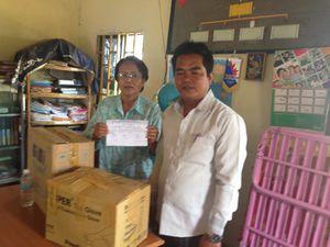 Dans la province de Battambang
