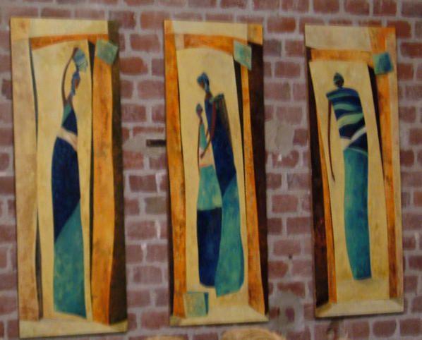 Exposition d'artistes professionnels et amateurs du 4 Novembre au 19 Novembre 2006 au Fort de Seclin.