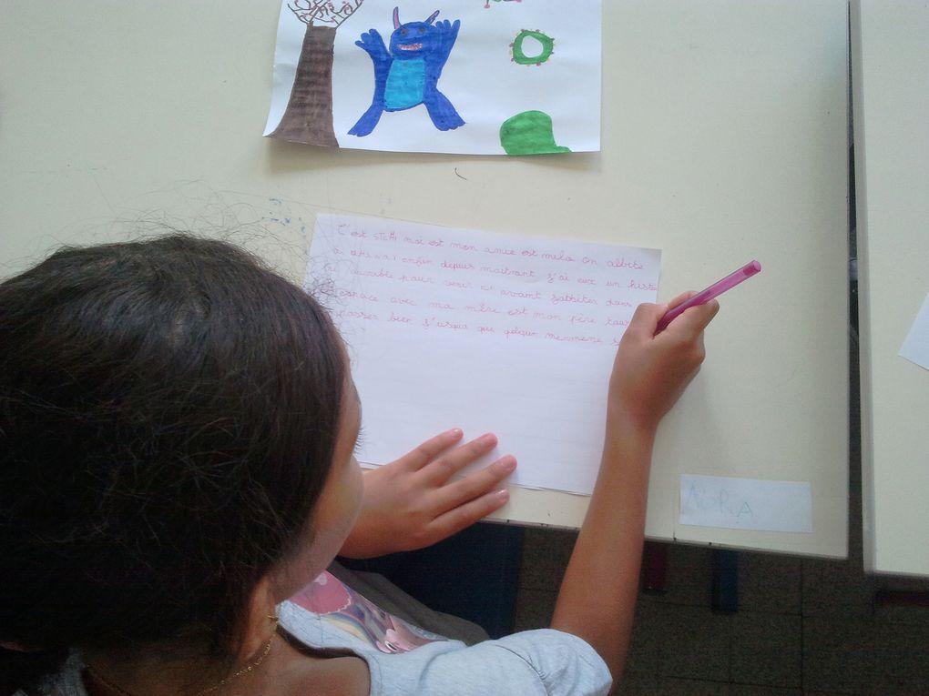 Semaines d'écriture avec des enfants [vidéo]