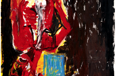 Un tableau de Georg Baselitz, collection Marcel Brient, en vente chez Phillips Londres