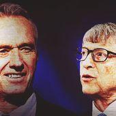 Robert Kennedy Jr. : En juin 2020, Bill #Gates parlait déjà du certificat de #vaccination - MOINS de BIENS PLUS de LIENS