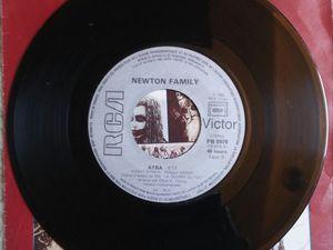 Newton Family - Atra (Thème d'amour du film La Guerre du Feu) (RCA - 1982)