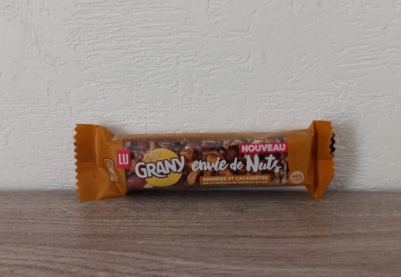 Envie de nuts GRANY