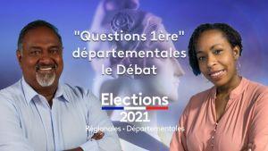 Elections Générales Guadeloupe: La cour du roi Pétaud sur Guadeloupe 1ère.