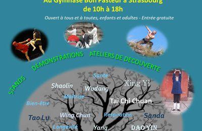 FFWushu: journée régionale des Arts Energétiques et Martiaux Chinois