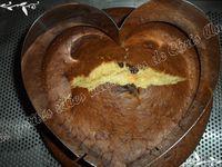 Moelleux marbré cacao et vanille