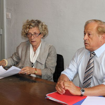 Rencontre des parlementaires avec les syndicats d'enseignants