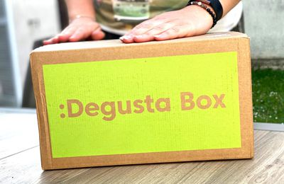 What's in the Degusta Box : avril 2020 - La printanière