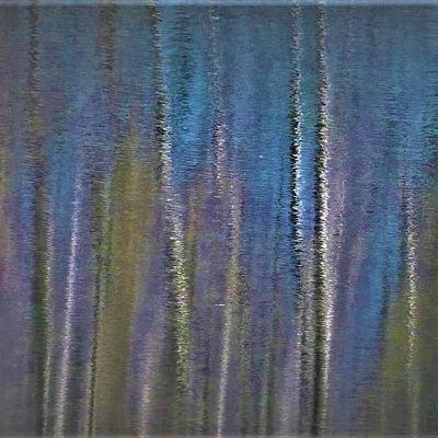 Abstrakte Wasserbilder