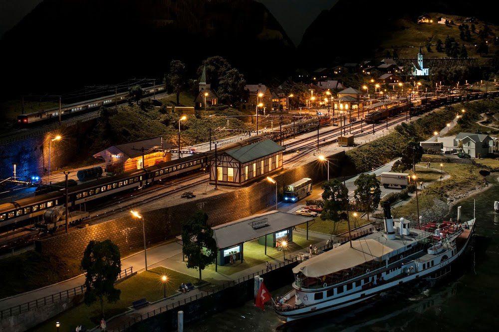 Le grand musée des petits trains