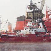 Русский траулер тонет в Баренцевом море: 17 погибших или пропавших без вести - Yachting Art Magazine
