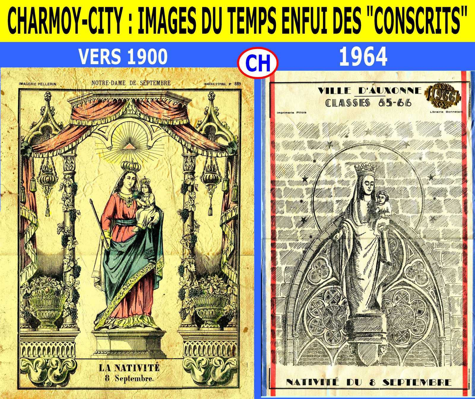 Charmoy-City,images du temps enfui des Conscrits.jpg