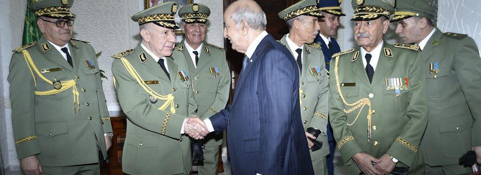 Algérie, un climat de fin de règne