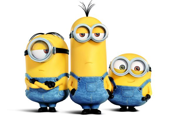 Les Minions, le film sur l'origine des minions