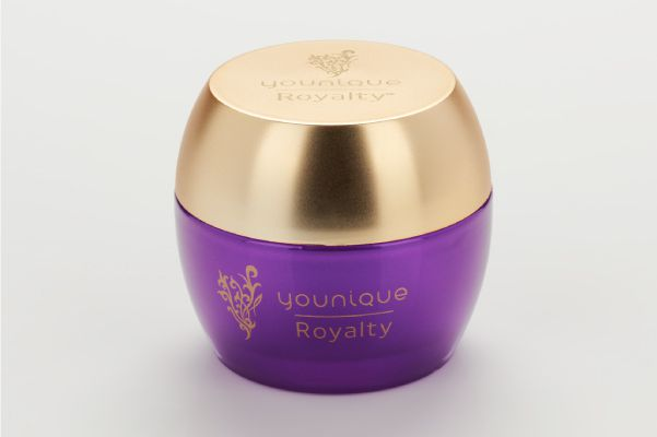 Masque exfoliant Royalty by Claire Ducrot make-up