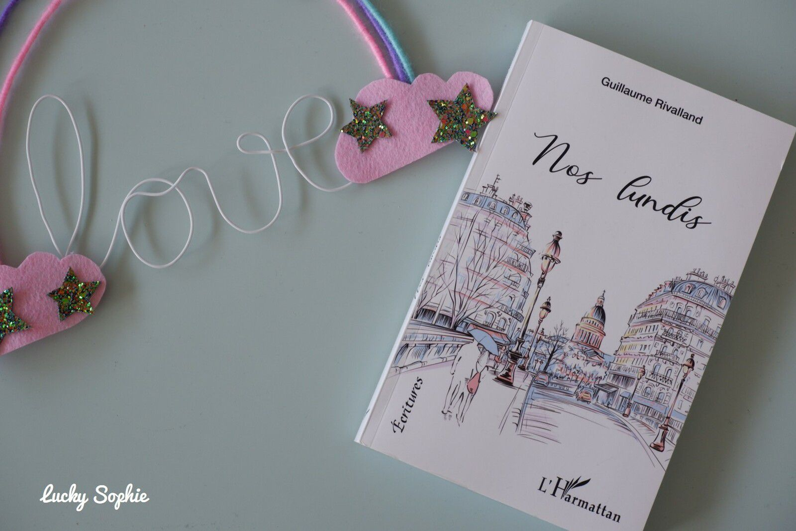 Nos lundis, roman d'amour à Paris