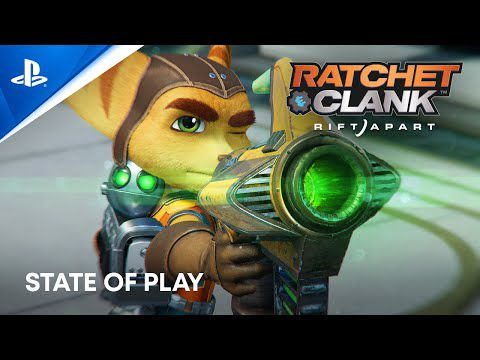 [ACTUALITE] PlayStation - State of Play - Ratchet & Clank : Rift Apart : 16 minutes de gameplay inédit, en 4K, VOSTFR