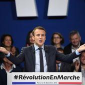 Comptes de campagne : la justice n'inquiète pas le candidat Macron