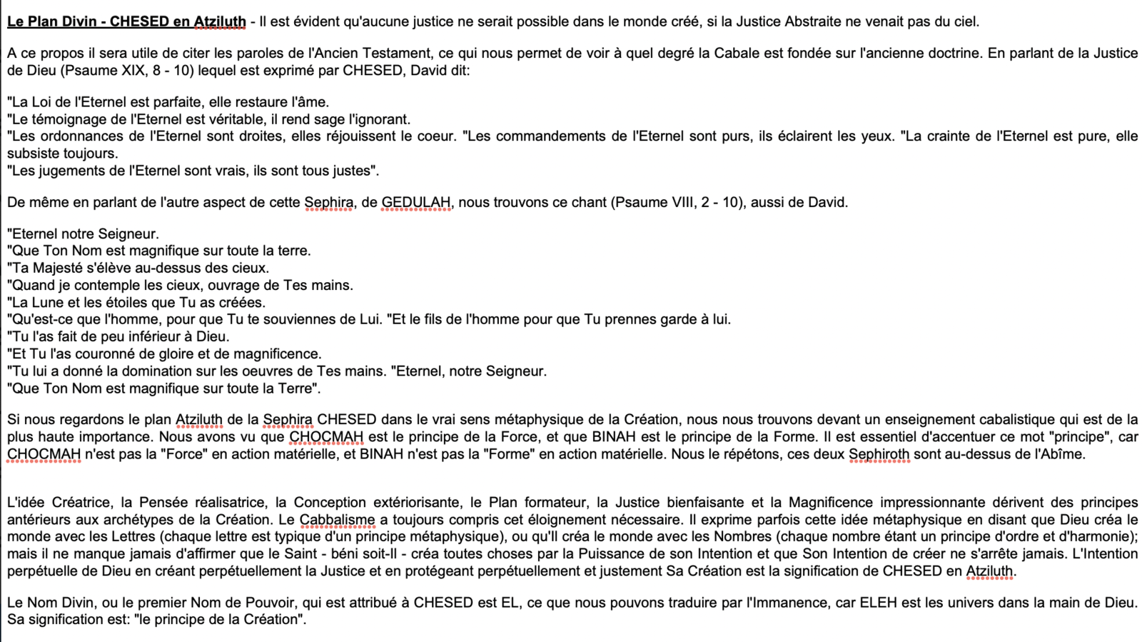 Francis ROLT-WHEELER Ph.D - CHESED (ou GEDULAH) (2)