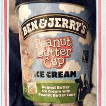 Ben and Jerry's - Peanut butter cup