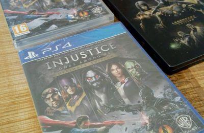 Injustice, les dieux sont parmi nous et sur la PS4 aussi