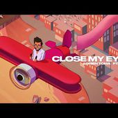 Adrien Toma feat. Greg Gontier - Close My Eyes (Official Audio)