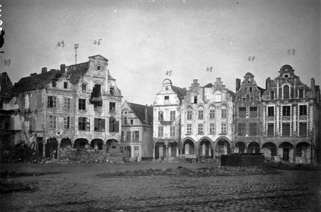 1918 (source : Ministère de la Culture, Médiathèque de l'architecture et du patrimoine, dist. RMN-GP)