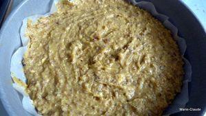 Recette du gâteau aux noix !!!