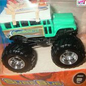 SURF BUS MONSTER BUS HOT WHEELS 1/64 - car-collector.net