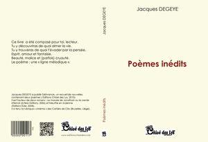 Noirs, un poème de Jacques Degeye extrait des Poèmes Inédits