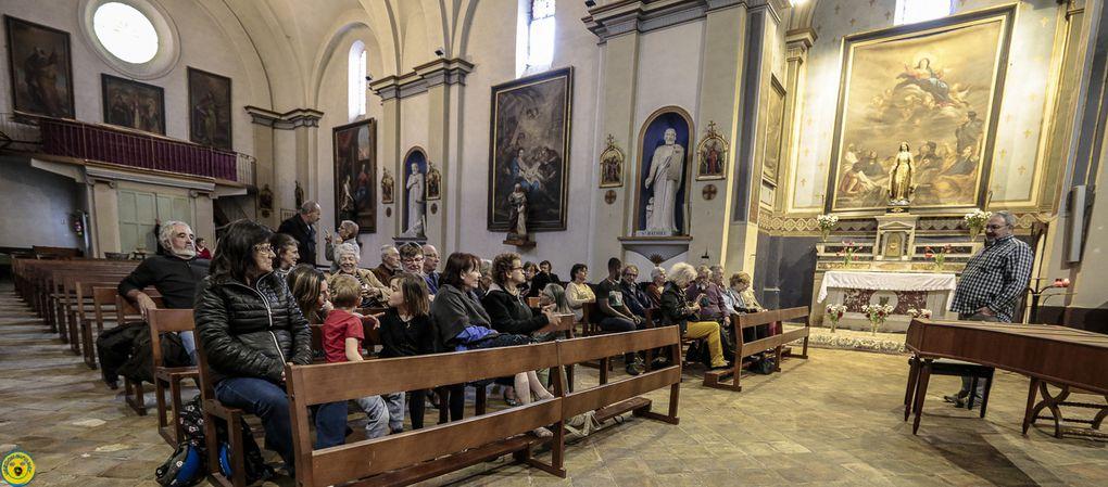 St André les Alpes  :  Festival Asse Arcadie premier concert