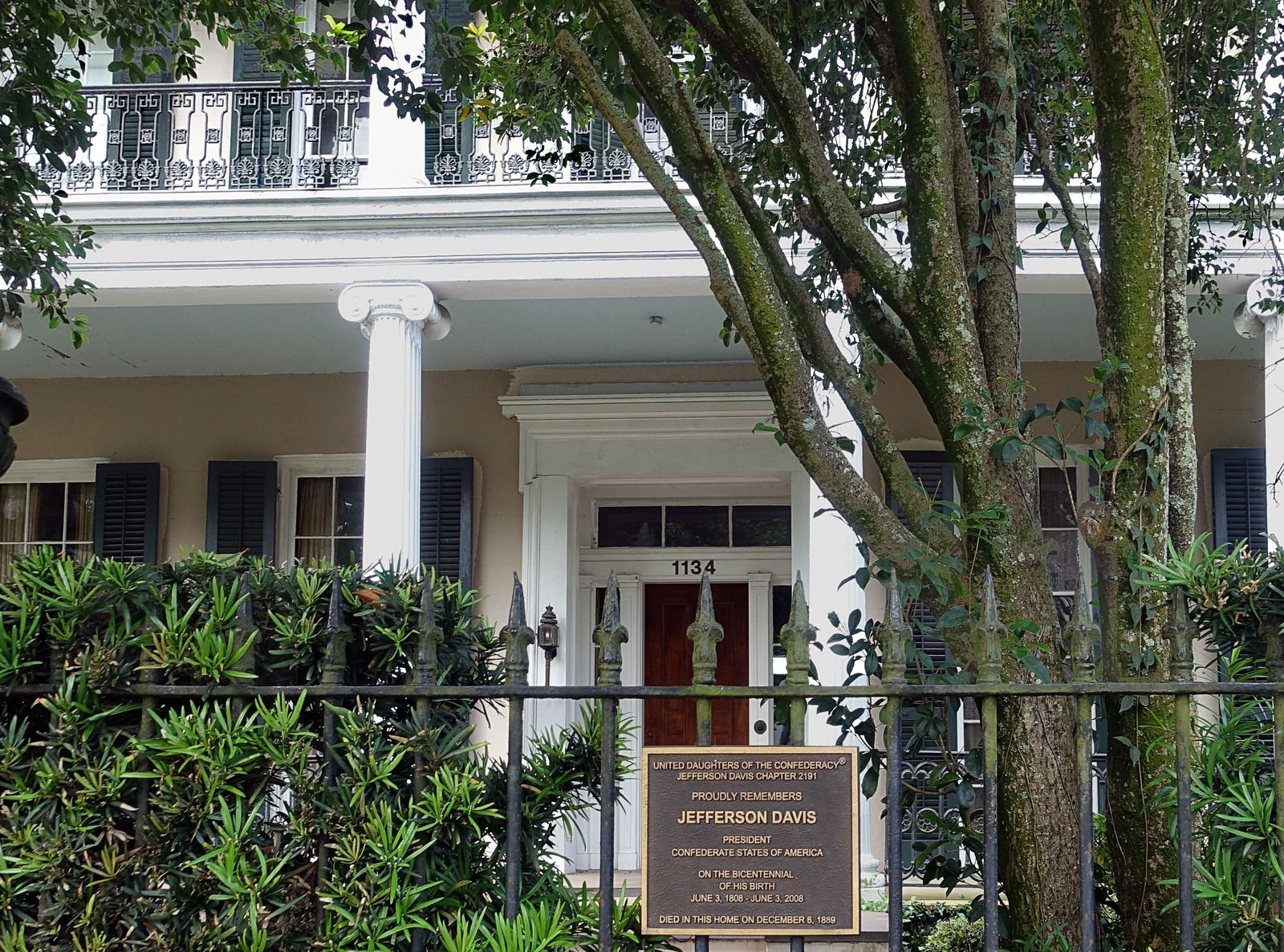 Nola Jefferson Davies House