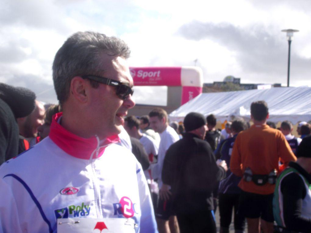 Le semi marathon de la Brière et le 7km300.Dimanche 17 mars.Dix inscrits (es) du R2C sur le semi et 3 sur le 7km300. Félicitations à toutes et tous et plus particulièrement à Jérémy pour sa première course ( 7km300), et à Jérome et Damien p