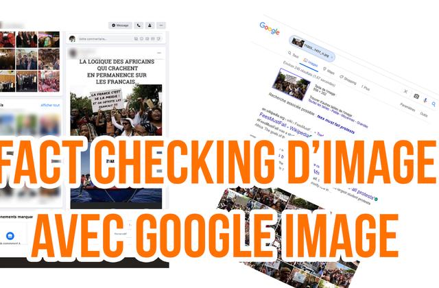 Comment vérifier une image en faisant une recherche Google Image ?