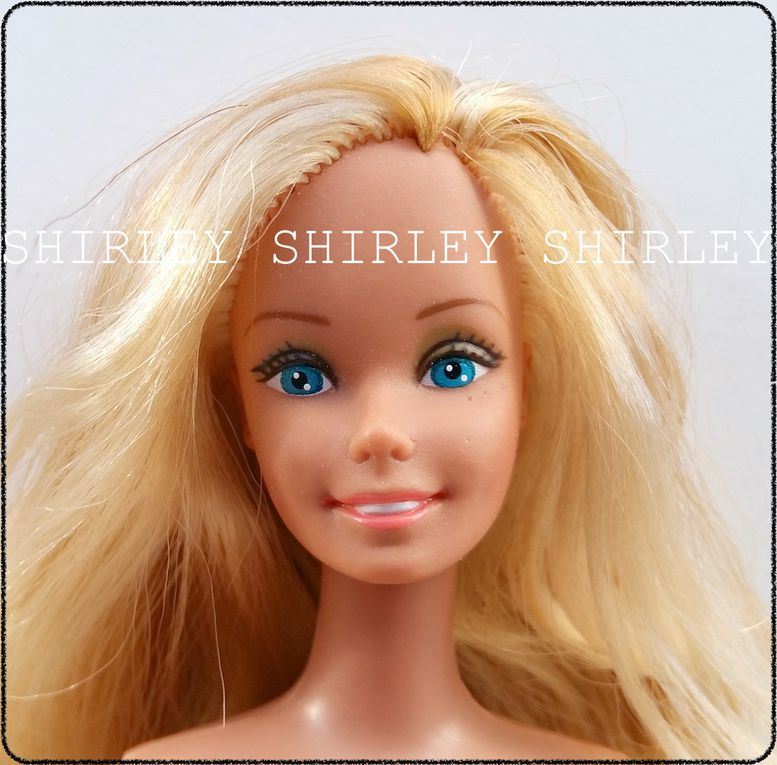 """GOLDEN DREAM"" BARBIE DOLL 1980 MATTEL #1874"