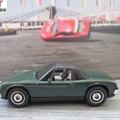 PORSCHE 914 1971 MATCHBOX 1/60 - car-collector.net