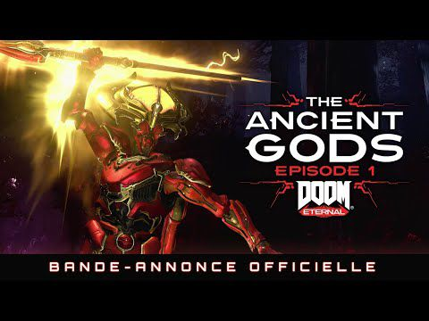 [ACTUALITE] DOOM Eternal - Le trailer et la date de sortie de The Ancient Gods, Episode 1