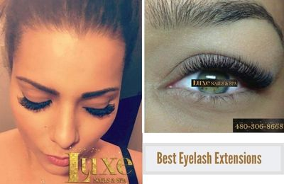 Best Eyelash Extensions In Scottsdale: What To Expect During This Process?