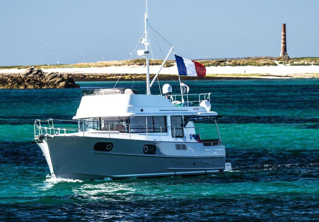 Corsica, Scotland, Sweden, England, and Ireland: The Swift Trawler meeting of Bénéteau is turning  international