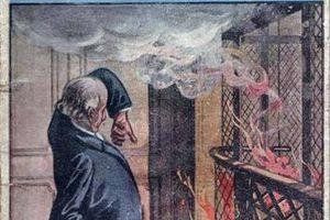 Le Mystérieux Docteur Cornélius, de Gustave Le Rouge